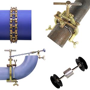 Systémy pre prípravu a ochranu zvaru