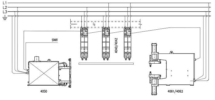 Modulárne bodovacie zariadenia