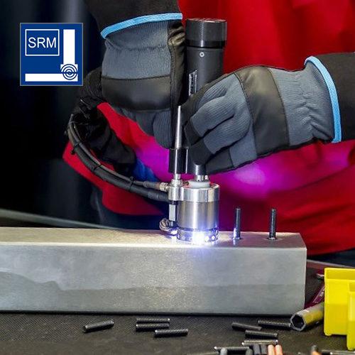 Priváranie svorníkov v magnetickom poli - SRM