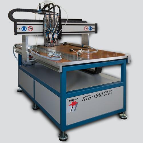 KTS-1550 CNC