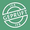 IFA certifikácia pre odsávacie a filtračné zariadenia.