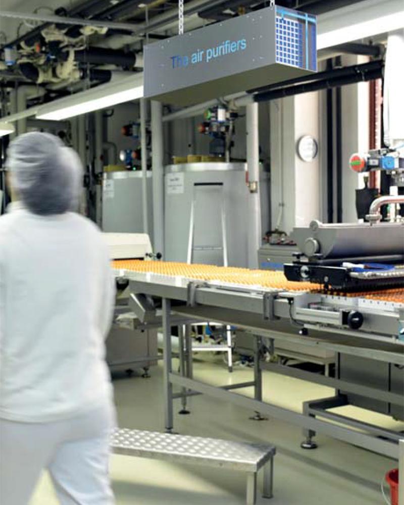 Viroline Smart - UV sterilizátor vzduchu s filtráciou